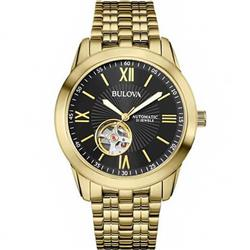 ffc97d3701f Relógio Masculino Bulova WB32004U Dourado