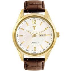 4a6fd17d1e2 Relógio Masculino Tempus Elite ZW20136B Gold Silver