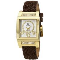 5bc186765a0 Relógio Feminino Ana Hickmann Analógico AH28062B Dourado