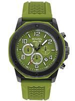 8711ce6c60a Relógio Masculino Bulova Marine Star WB31783G Borracha