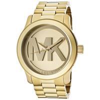 cd4df9f61bc15 Relógio Feminino Michael Kors OMK5173 Z Dourado