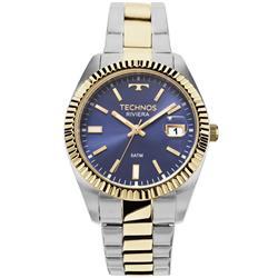 Relógio Technos Riviera Analógico 2115KTT 5A Aço Misto 7c78c4adbf