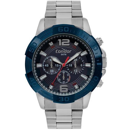 9592c684ac7 Relógio Masculino Condor Analógico COVD54BA 3A Aço