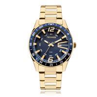 b781a1ded7d Relógio Masculino Technos Analógico 2115LAJ 4A Dourado