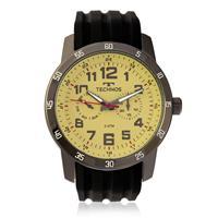 ea945a43bd2 Relógio Masculino Technos Analógico 6P25BV 8B Borracha