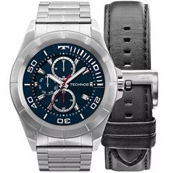 Relógio Technos Connect SRAA 1P Aço 751638cb09