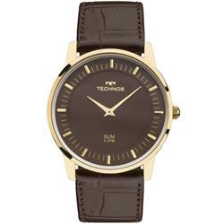 98fe41873f3 Relógio Masculino Technos Slim Analógico GL20HJ 2M C..