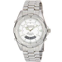 1a594386f67 Relógio Masculino Technos Anadigi T205FX 1B Aço 60509
