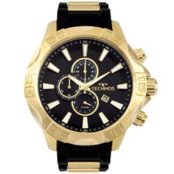 Relógio Masculino Technos Analógico OS10EW 8P Borracha 6d9acfe8d1