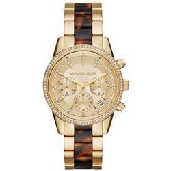 0f31da9a58ce4 Relógio Feminino Michael Kors MK6322 5DN Dourado