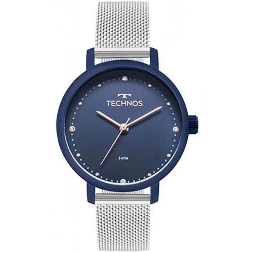 e843803502e Relógio Feminino Technos 2035MMN 5A Aço