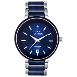 Relógio Feminino Technos Ceramic Sapphire 2115KRT 1A. ad2bdeda02