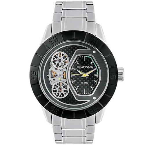 d696cc454805a Relógio Masculino Technos Lendas do Podium - Hélio Castroneves Analógico  2039AN 1P em aço