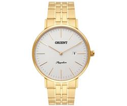 447f398f4f0 Relógio Masculino Orient Sapphire MGSSS004 S1KX Dourado
