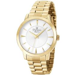 598eba24a74 Relógio Feminino Champion Elegance CN25092W Dourado
