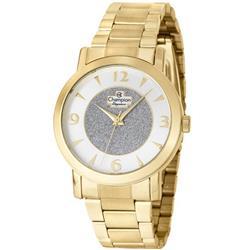 7c8a7e0dcc7 Relógio Feminino Champion Elegance CN25136H Dourado