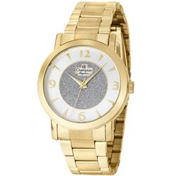 beede894aa8 Relógio Feminino Champion Elegance CN25136H Dourado