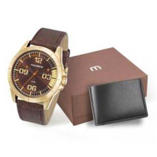 b143a2ae7b8 Relógio Masculino Mondaine 76702GPMVDH1K1 Couro