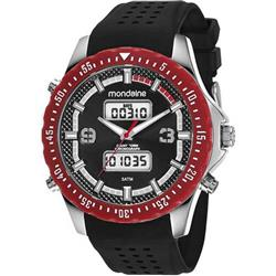 a0e3cb2b961 Relógio Masculino Mondaine Anadigi 53648G0MVNI1 Borracha