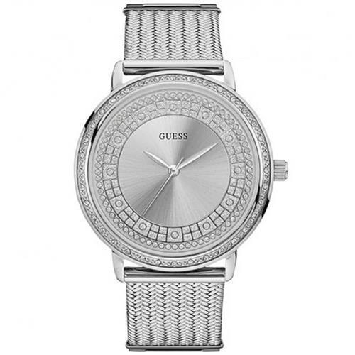 a3db4e8d106 Relógio Feminino Guess Fashion Analógico 92288L0GDNA9 em aço