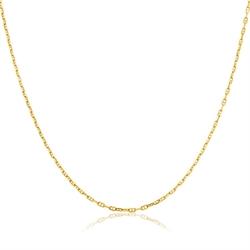 baa8d5db0 Corrente de Ouro com Elos Marine e 70 cm