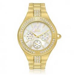 Relógio Feminino Dumont Analógico DUVD75AA 4B Dourado eddd3659ec