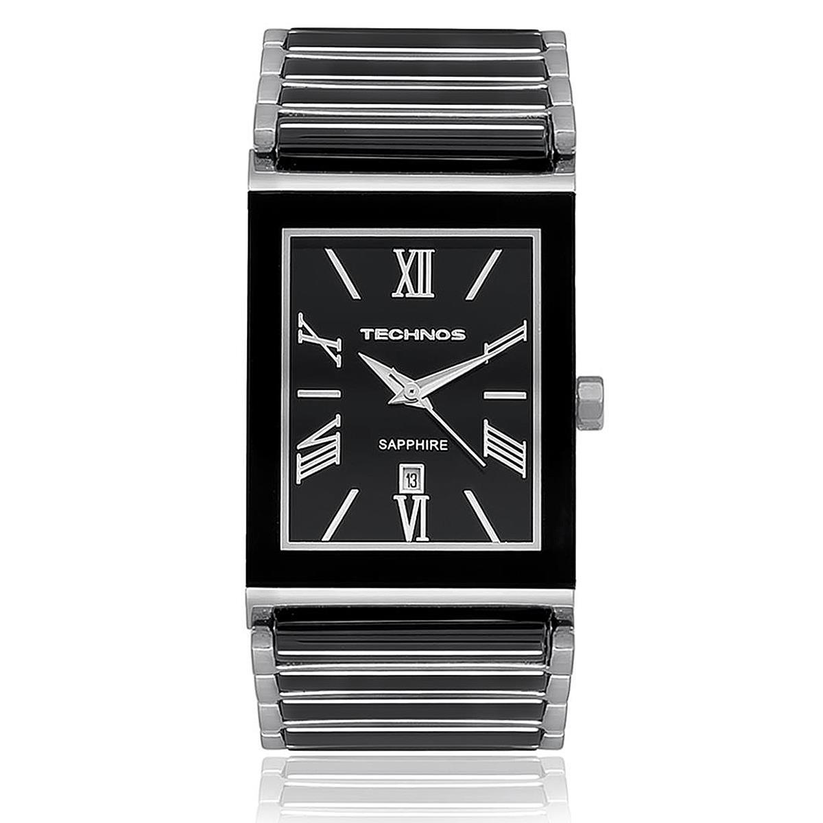48bc52b191fd3 Relógio Feminino Technos Sapphire 2015CG 1P