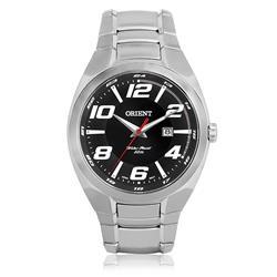 1d7bd367f76 Relógio Masculino Orient Chronograph Analógico MBSSC130 P2SX Aço