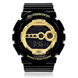 Relógio Masculino Casio G-Shock Digital GD-100GB-1DR Preto