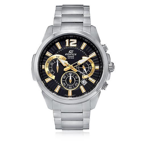 ca41f233d9c5 Relógio Masculino Casio Edifice EFR-535ZD-1A9VUDF Fundo Preto
