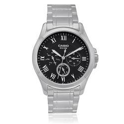 Relógio Masculino Casio Analógico MTP-E301ZD-1BVDF Fundo Preto