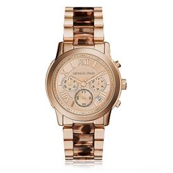 Relógio Feminino Michael Kors Chronograph Analógico MK6155/4TN Rose