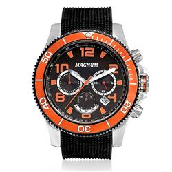 7439f938b9e Relógio Masculino Magnum Analógico MA33308J Catraca .
