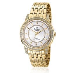 e4f11b20561 Relógio Feminino Champion Analógico CH24731H Dourado