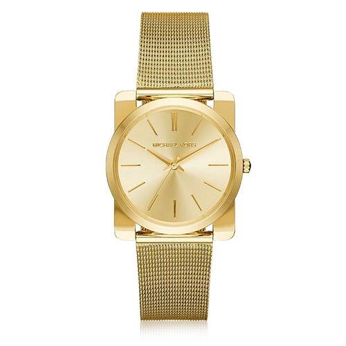 14f64bc774f Relógio Feminino Michael Kors Analógico MK3496 4DN Dourado