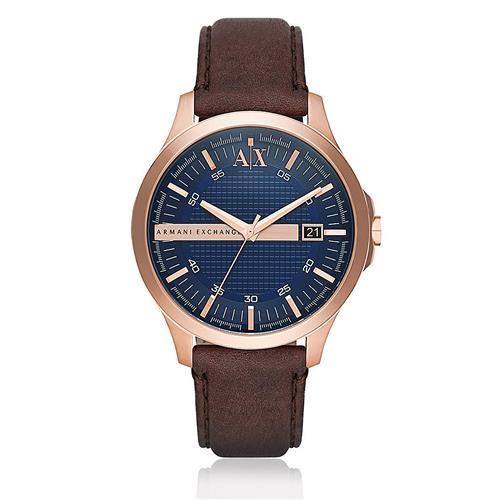 4aef1bb6102 Relógio Masculino Armani Exchange Analógico AX2172 0AN Marrom
