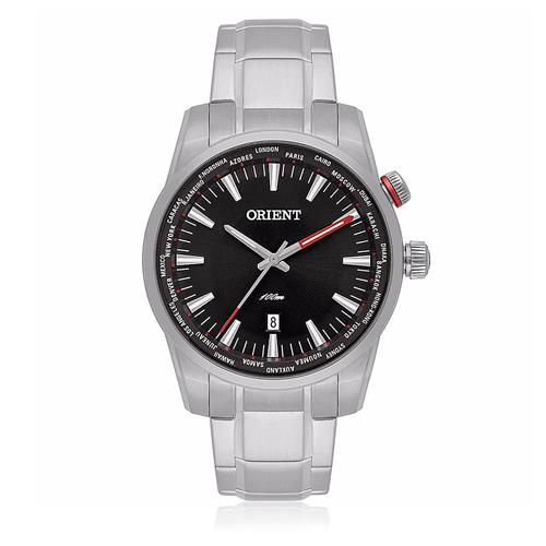 Relógio Masculino Orient Analógico MBSS1266 P1SX Aço