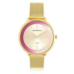 Relógio Feminino Mondaine Analógico 76511LPMVDE1 Dou. c87b419325