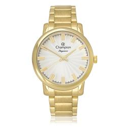 cd82d520e4f Relógio Feminino Champion Elegance Analógico CN26037H Dourado