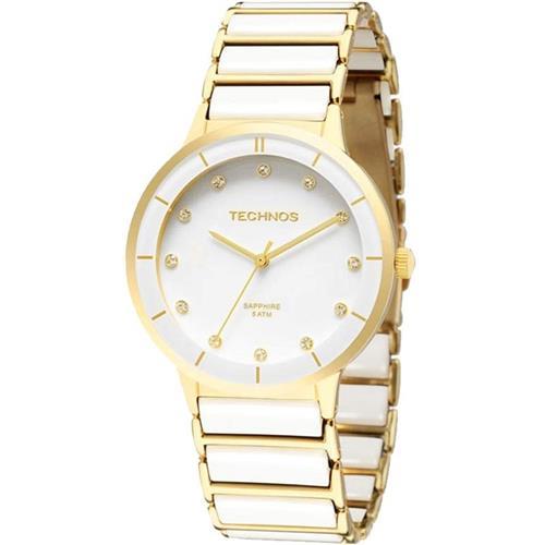 6330d38b712 Relógio Technos Elegance Ceramic
