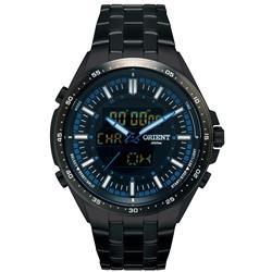 5fd22ef3dbb Relógio Masculino Orient Analógico MGSS1131 D2KX Fundo Azul