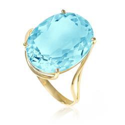 Par de Alianças com Aro Duplo e 15 Diamantes, em Ouro Amarelo 0745e14680