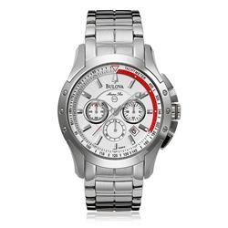 Relógio Masculino Bulova Marine Star Analógico WB30855Q Aço