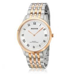 Relógio Magnum MA21919M Analógico Aço Misto