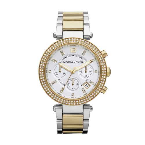 2d2ff3213da75 Relógio Feminino Michael Kors Analógico MK5626 Z Aço Misto