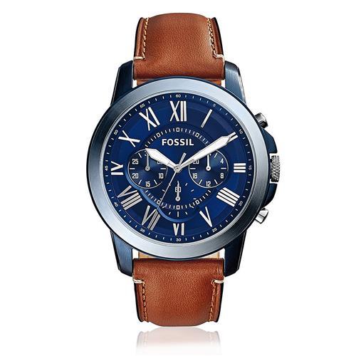 Relógio Masculino Fossil FS5151/0AN Analógico Marrom