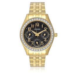 3abb57c35d4 Relógio Feminino Citizen Analógico TZ28388U Dourado