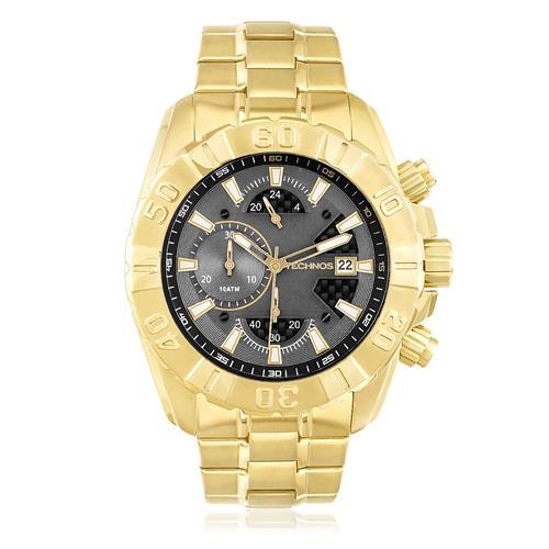 f09edde0a1dda Relógio Masculino Technos Performance TS Carbon Analógico JS15BD 4P troca  pulseira e troca troca catraca