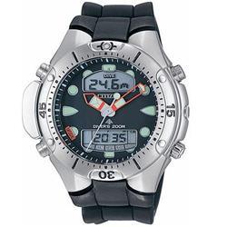 Relógio Masculino Citizen Aqualand II TZ10020J Borracha