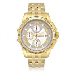 Relógio Masculino Magnum Chronograph Analógico MA32461H Dourado